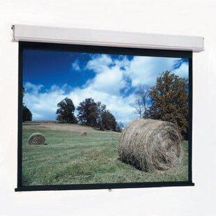 Advantage Black Manual Projection Screen