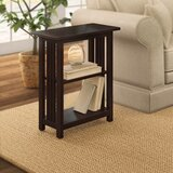 Kingsland End Table by Charlton Home®