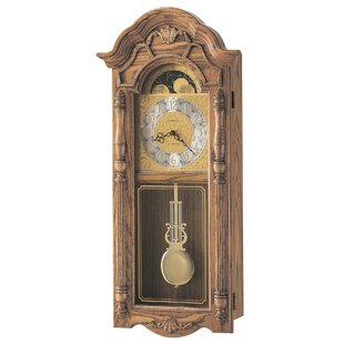 Chiming Quartz Rothwell Wall Clock by Howard Miller?