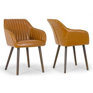 Glamour Home Decor Alaura Arm Chair (Set of 2)