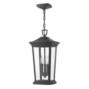 Hinkley Lighting Bromley 3-Light Outdoor Hanging Lantern