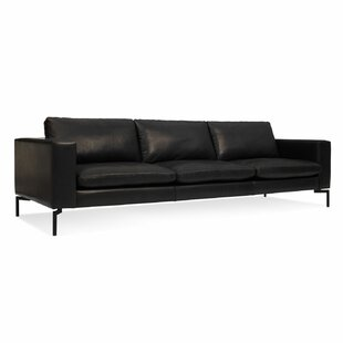 Shop The New Leather Sofa by Blu Dot
