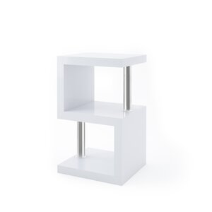 Cosmo Side Table with Storage