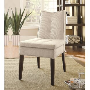 A&J Homes Studio Lisa Side Chair (Set of 2)