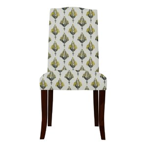 Guttenberg Ferns Parsons Chair (Set of 2) by Lat..