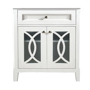 Grazia 32 Single Bathroom Vanity Base by Laviva