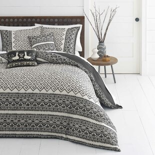 Mistana Brianne Reversible Comforter Set