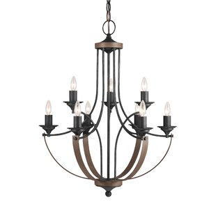 Birch Lane™ Camilla 9-Light Chandelier