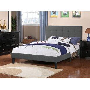 Adit Upholstered Low Profile Platform Bed by Red Barrel Studio