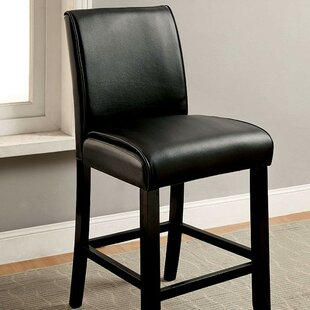 Hufnagel Counter Height Upholstered Dining Chair (Set of 2)