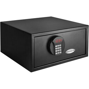 Barska Digital Keypad Lock Wall Safe