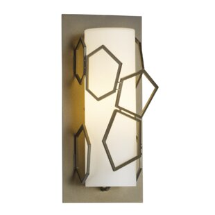 Reviews Umbra 1-Light Outdoor Sconce By Hubbardton Forge