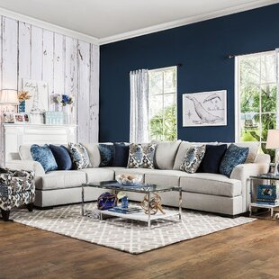 Katherine Sectional by A&J Homes Studio