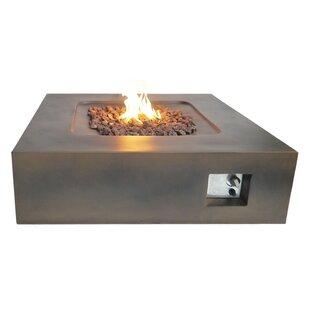Flint Propane Fire Pit Table