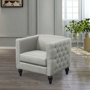 Iser Upholstered Armchair by Mercer41