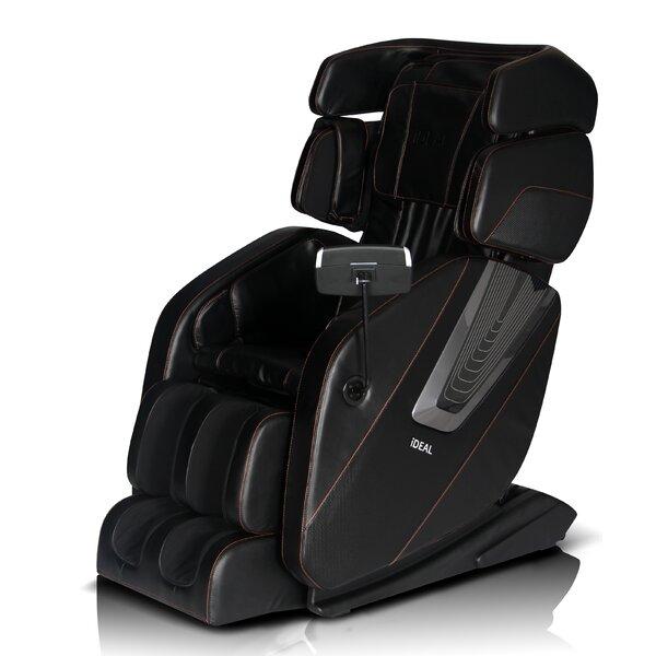 iDEAL Massage Chair Reclining Adjustable Width Heated Full ...