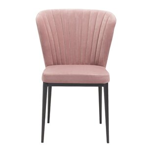 Best Choices Colne Upholstered Dining Chair (Set of 2) by Everly Quinn Reviews (2019) & Buyer's Guide
