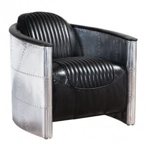 17 Stories Koa Club Chair