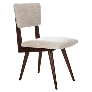 Yusuf Upholstered Dining Chair (Set of 2)