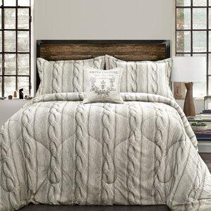 autrey 4 piece comforter set