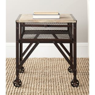 Trollinger End Table by Willis..
