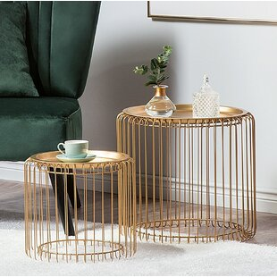 Demarco 2 Piece Nesting Tables