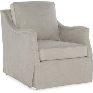 Oberlin Swivel Armchair by Sam Moore
