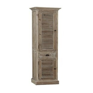19.6 W x 78 H Linen Tower by InFurniture