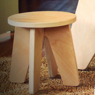 Ossett Kids Stool by Harriet Bee