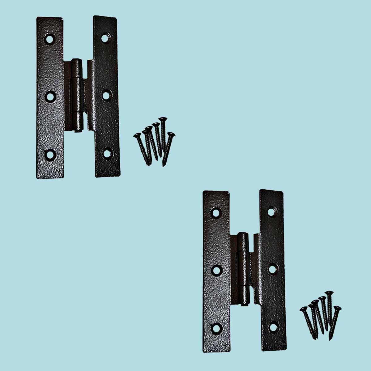 The Renovators Supply Inc Cast Iron Cabinet H Face Mount Hinge Wayfair