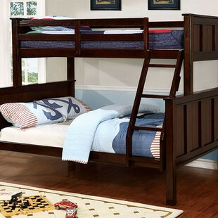 Gambier Twin Over Full Bunk Bed by Harriet Bee Cool