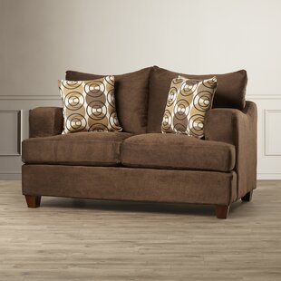 Darby Home Co Bonaparte Loveseat