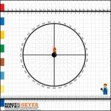 "Measurement Master Robotics Practise Mat, 28"" X 28"""