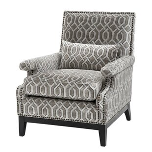 Goldoni Wingback Chair by Eichholtz