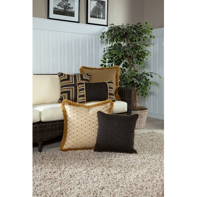 Speier Small Indoor/Outdoor Sunbrella Throw Pillow by Bay Isle Home Comparison