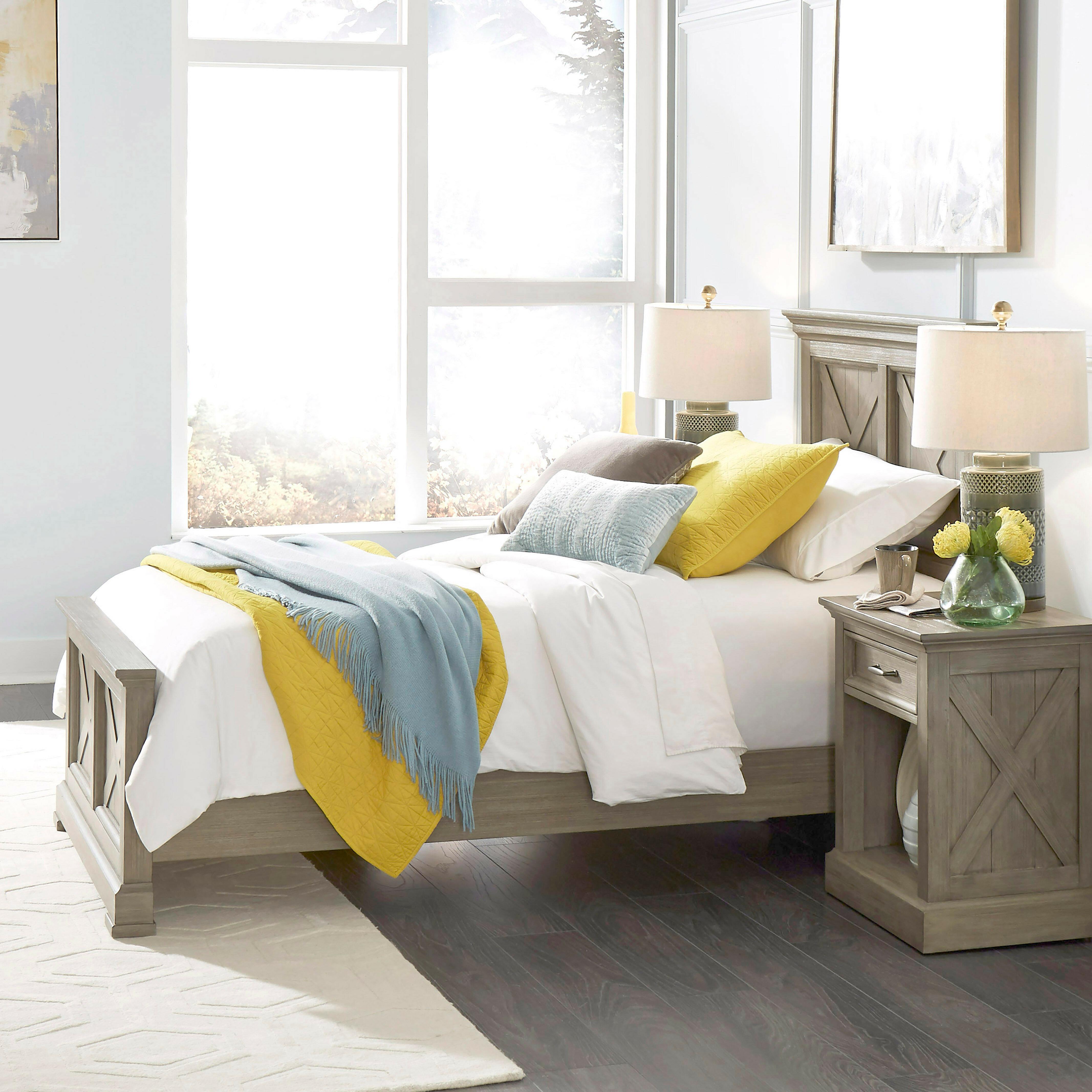 Gracie Oaks Darin Lodge 2 Piece Dresser Set   Wayfair