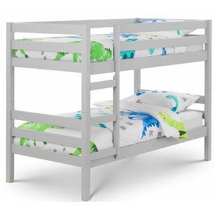 Bishop Single Bunk Bed By August Grove