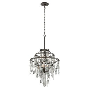 17 Stories Kirsten 6-Light Novelty Chandelier