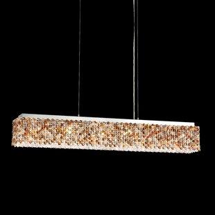 Refrax 6-Light Crystal Chandelier by Schonbek