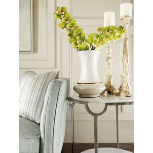 Read Reviews Morello End Table by Bernhardt
