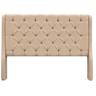 Solar Queen Upholstered Panel Headboard