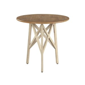 Sutton's Bay Primitive End Table by Hek..