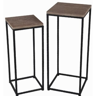 Mcneal 2 Piece Nesting Tables