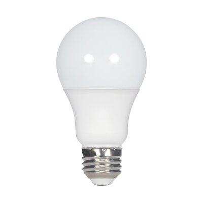 Nuvo Lighting 9 Watt (60 Watt Equivalent), A19 LED, Non-Dimmable Light Bulb, E26/Medium (Standard) Base Colour Temperature: 4000K