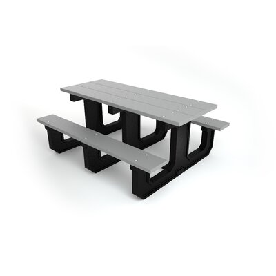 Park Place Picnic Table by Frog Furnishings Best Design