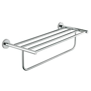 BauCosmopolitan Wall Mounted Towel Rack