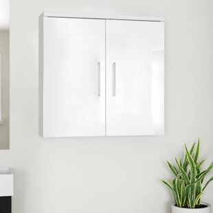 Salona 70 X 68cm Wall Mounted Cabinet By Belfry Bathroom
