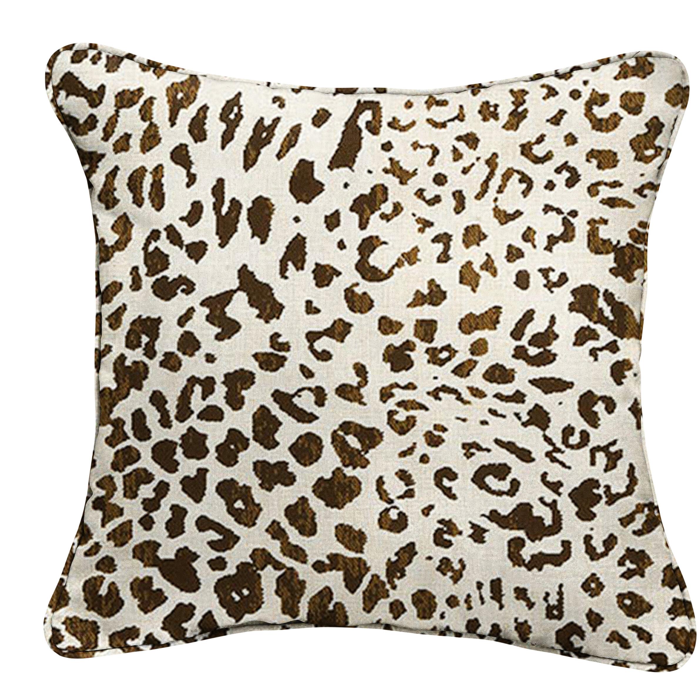 Animals Wildlife Throw Pillows You Ll Love In 2021 Wayfair