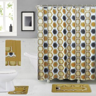 Leona Shower Curtain Set