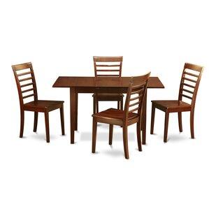Three Posts Phoenixville 5 Piece Dining Set